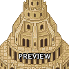 Pixel Tower of Babel icon/pixelart