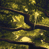 A sprout./pixelart