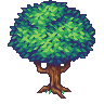 Tree icon/pixelart