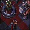 Secret Santa 2012 icon/pixelart